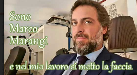 Compro Oro Roma Marangi: il titolare Marco Marangi